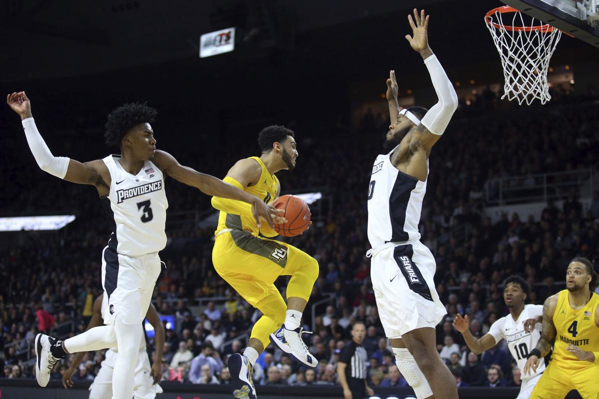 Marquette Providence Basketball