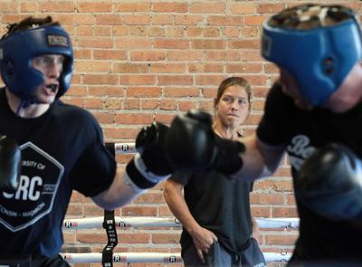 Jim Polzin: Andrea Nelson's extended boxing family has helped her just as much as she's helped them