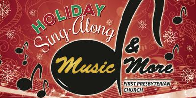 Music & More Holiday Sing-Along