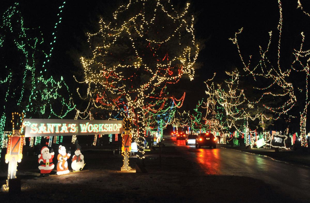 Wisconsin Christmas Carnival Of Lights 2020 Christmas Carnival of Lights opens Nov. 26   Local News