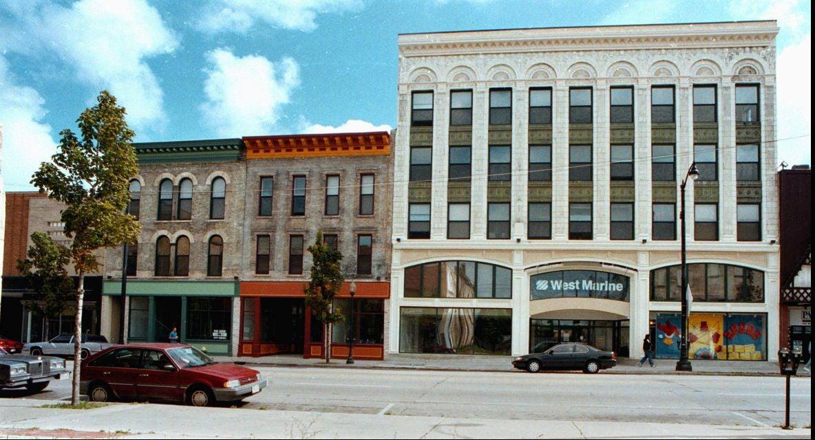 Historic Arcade Apartment complex