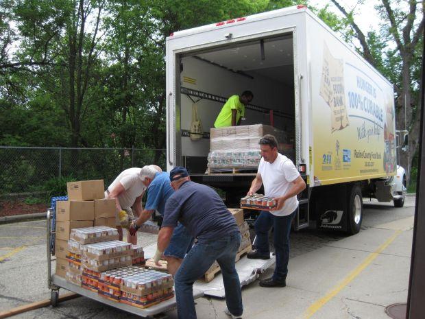 Community Food Bank Drivers