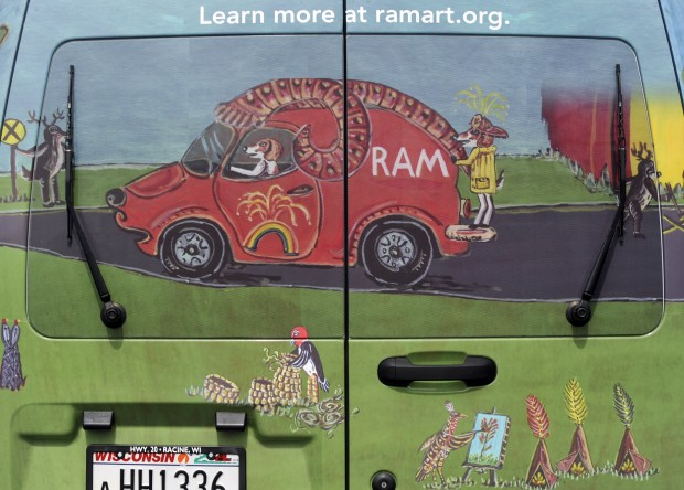 RAM on the Road