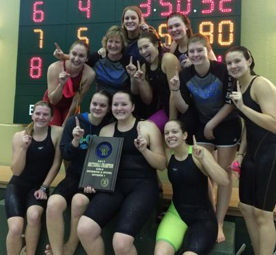 Burlington sectional champions