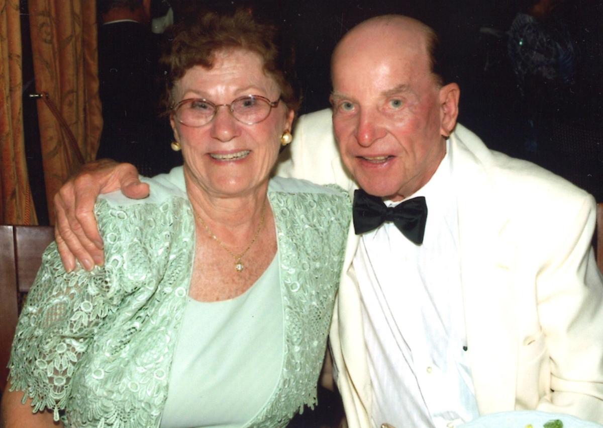 Mr. and Mrs. Michael Dembowski