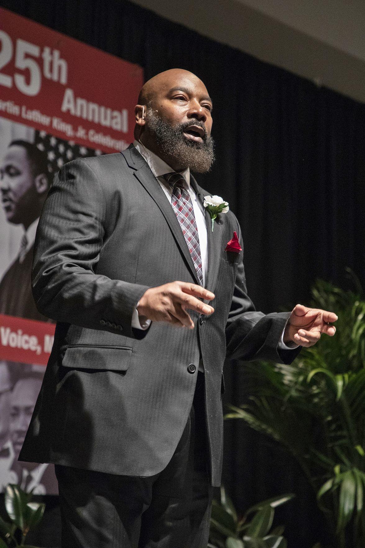 Gateway holds 25th annual MLK Day celebration