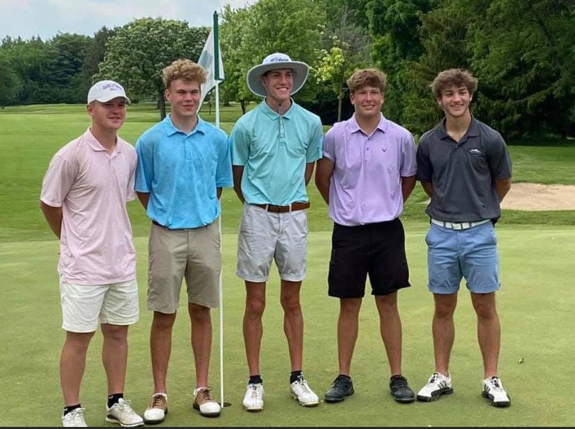 RL golf 2