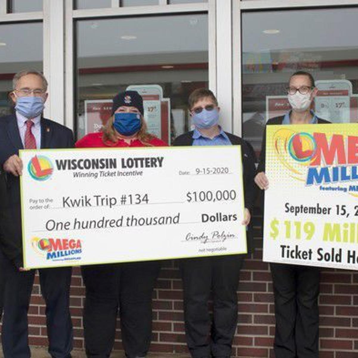Wisconsin S First Ever Mega Millions Jackpot Racine Man Quits His Job After Winning 120 Million Local News Journaltimes Com