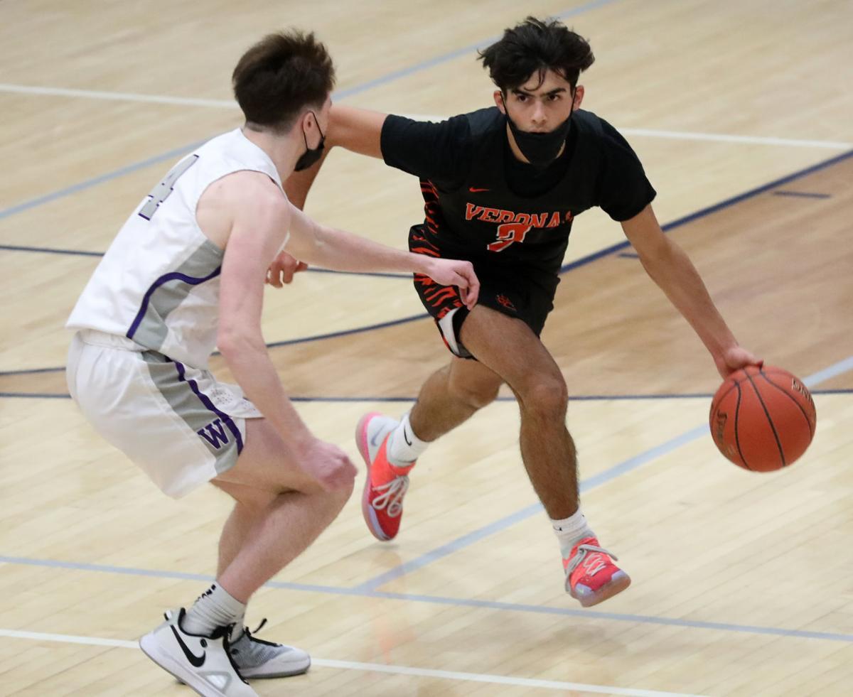 Prep boys basketball cover image
