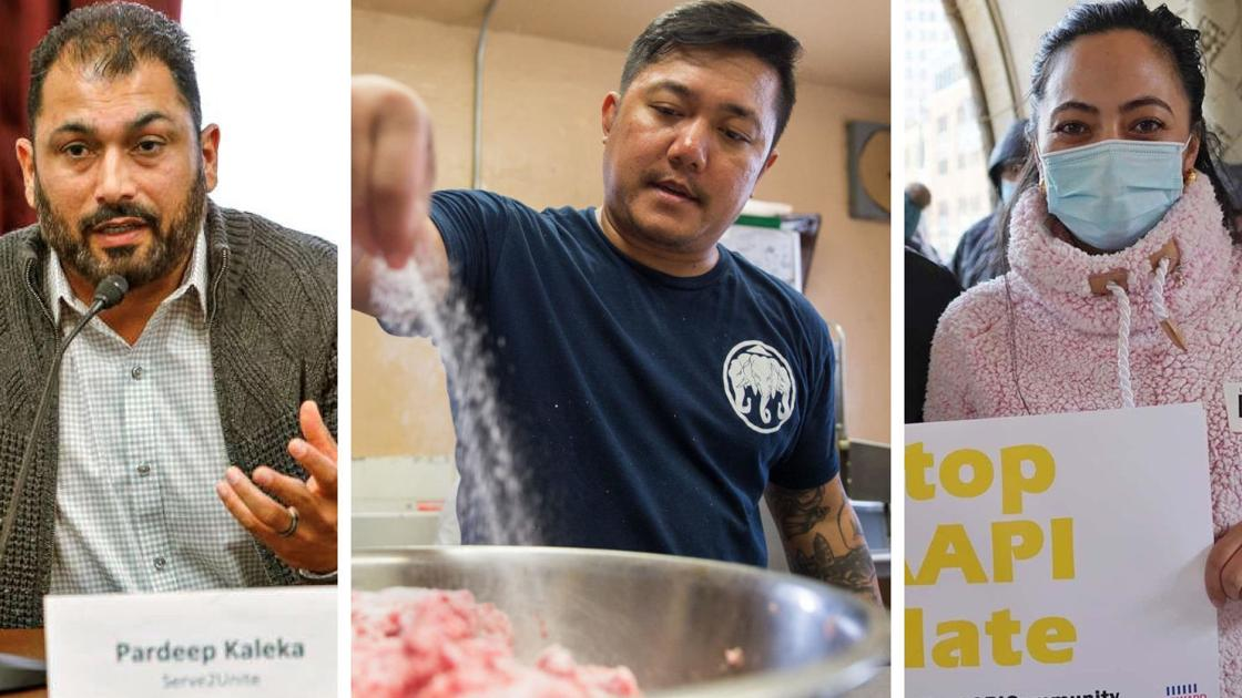 journaltimes.com: Locals are fighting hate against Asians, Pacific Islanders by sharing food