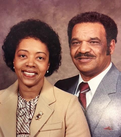 Mr. and Mrs. Robert Stewart