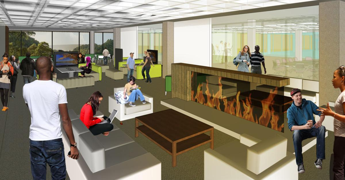 Proposed Academic Success Center