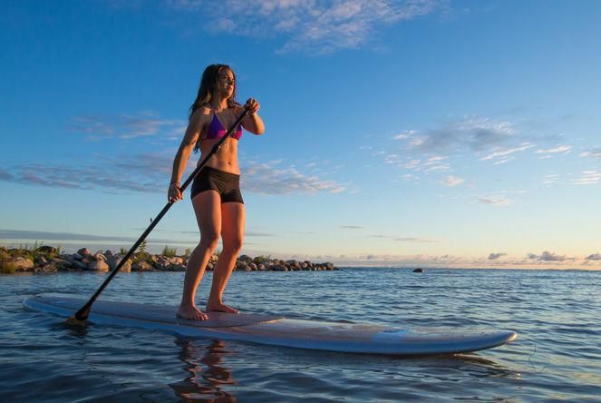Paddle Board photo