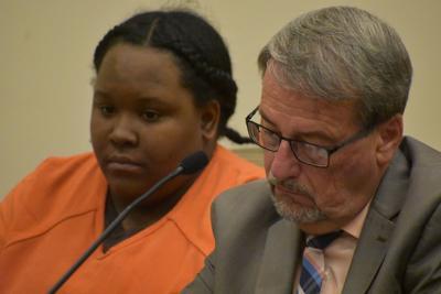 Tierra Lee in court