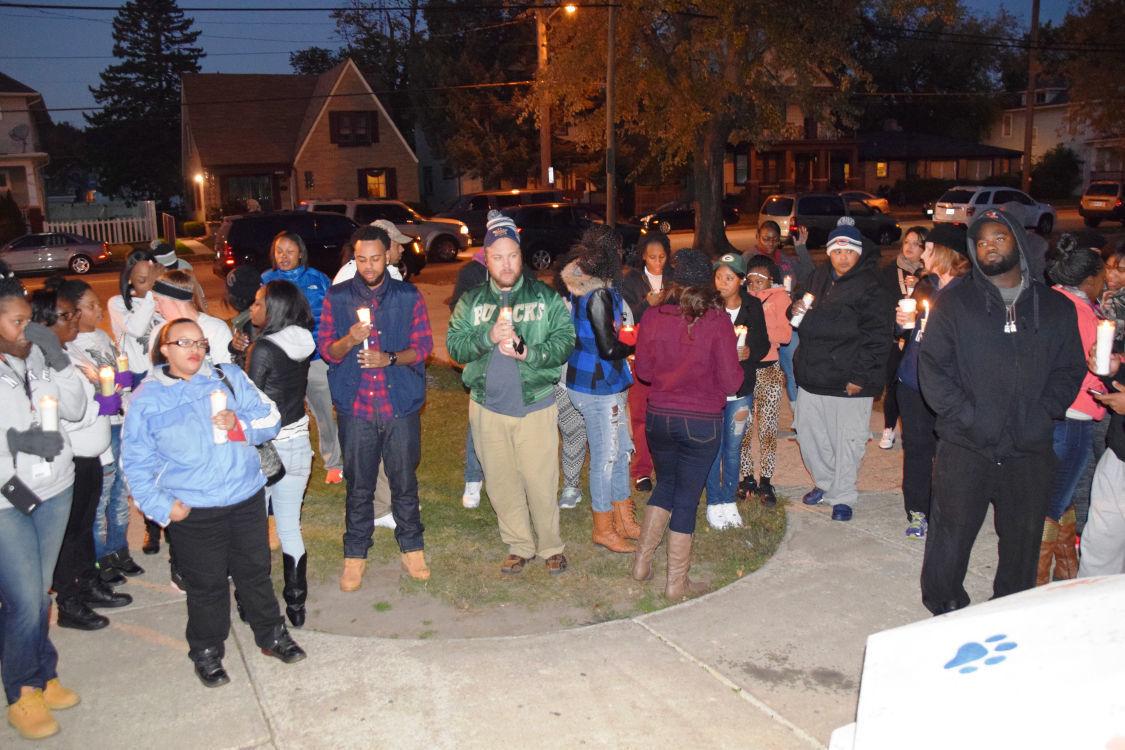 Rob Johnson Vigil