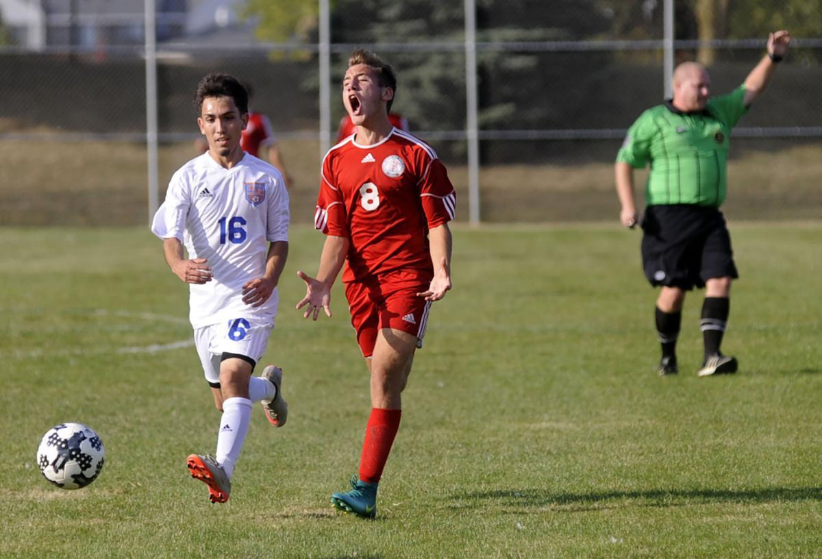 In Photos: Horlick soccer beats Park 3-0