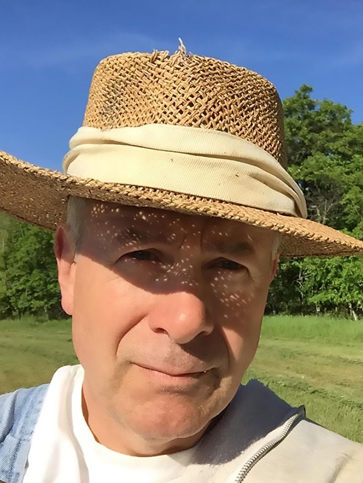 Chris Hardie, columnist