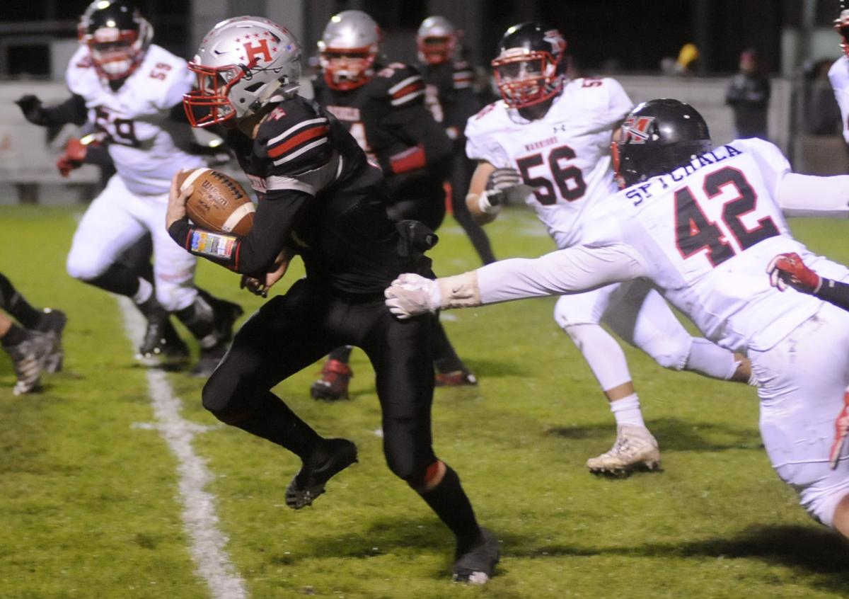 In Photos: Horlick's season comes to end against Muskego