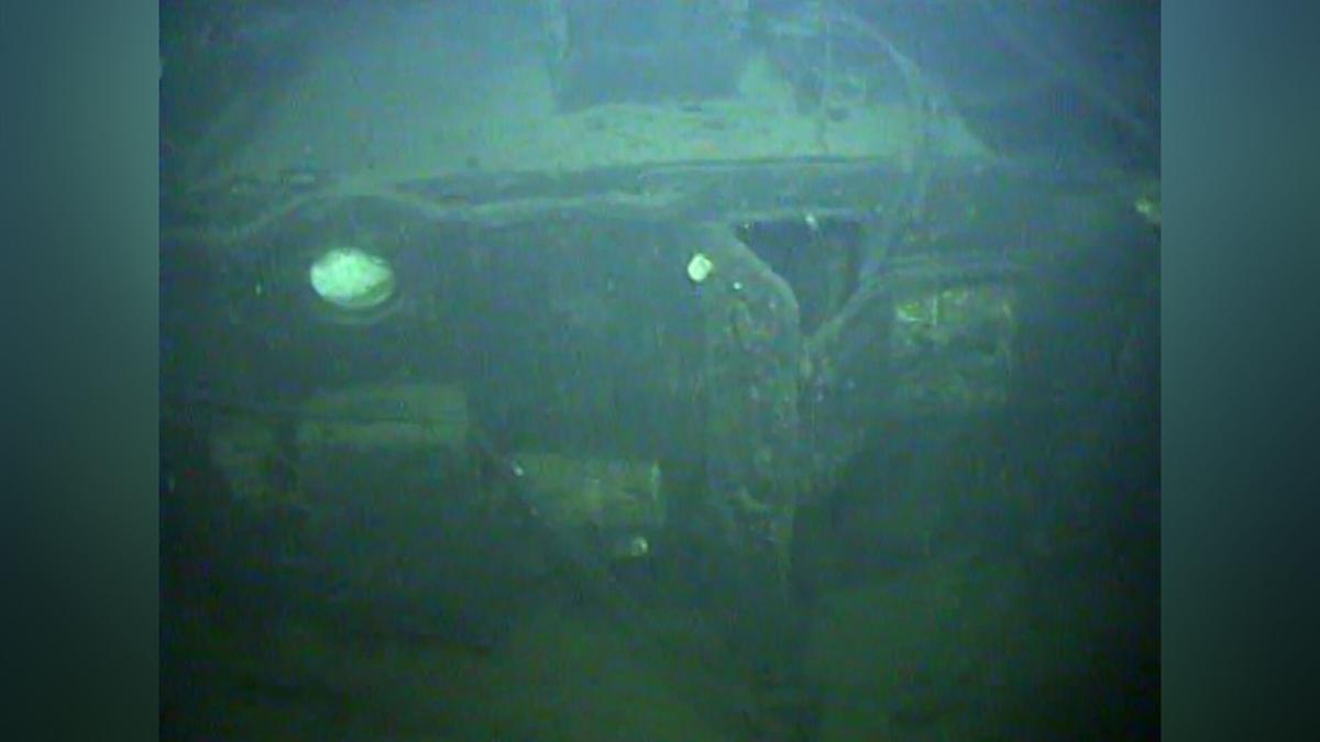 Lost German warship discovered on seabed 80 years after sinking