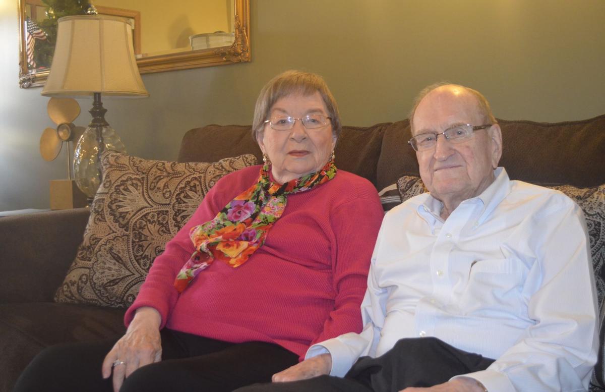 Glenn and Dolores Coates