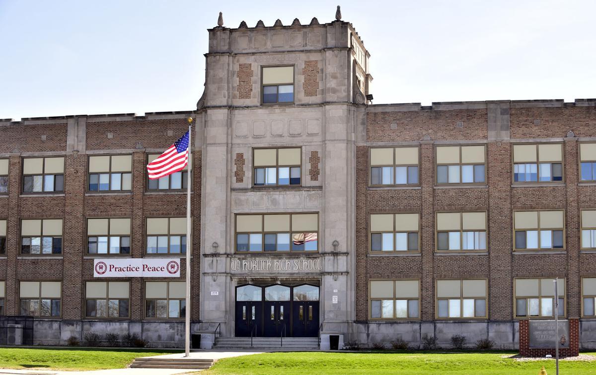 HORLICK HIGH SCHOOL