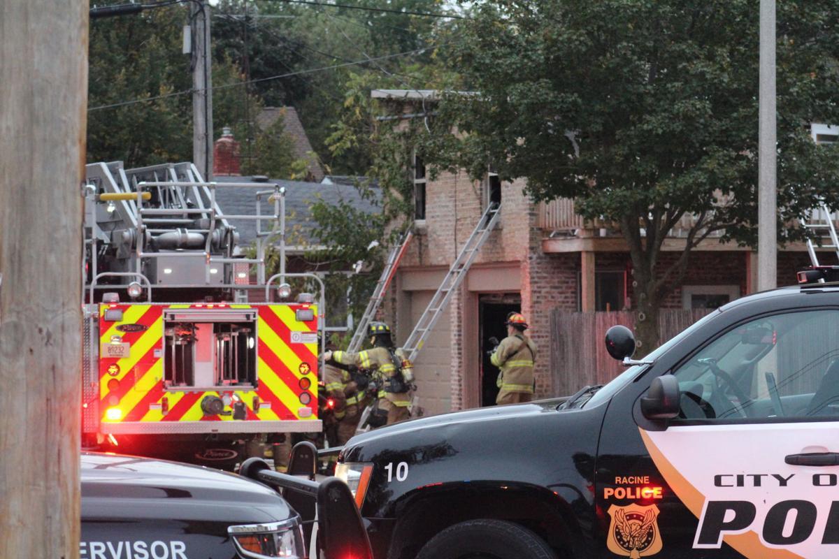 Erie Street fire
