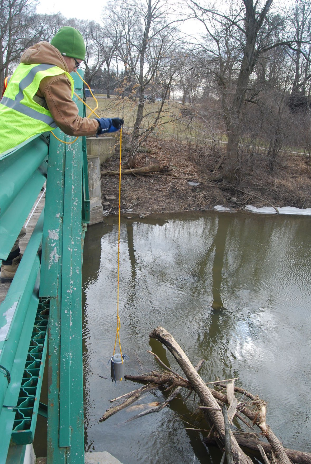 Root River monitoring