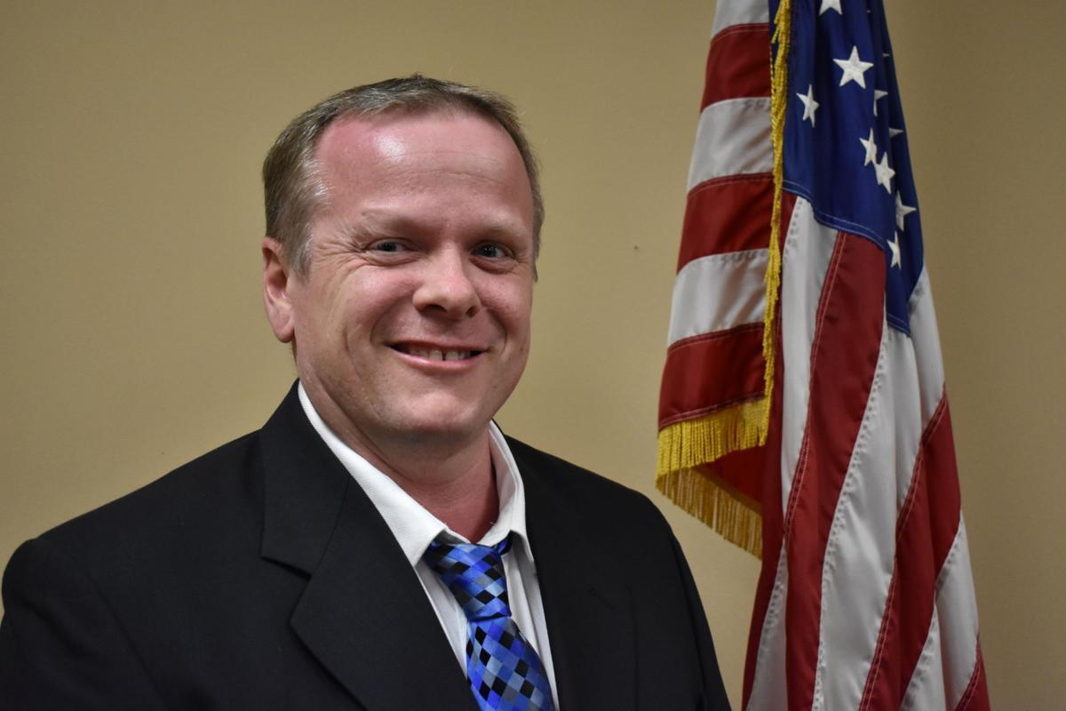 Todd Bauman Burlington 4th District Alderman