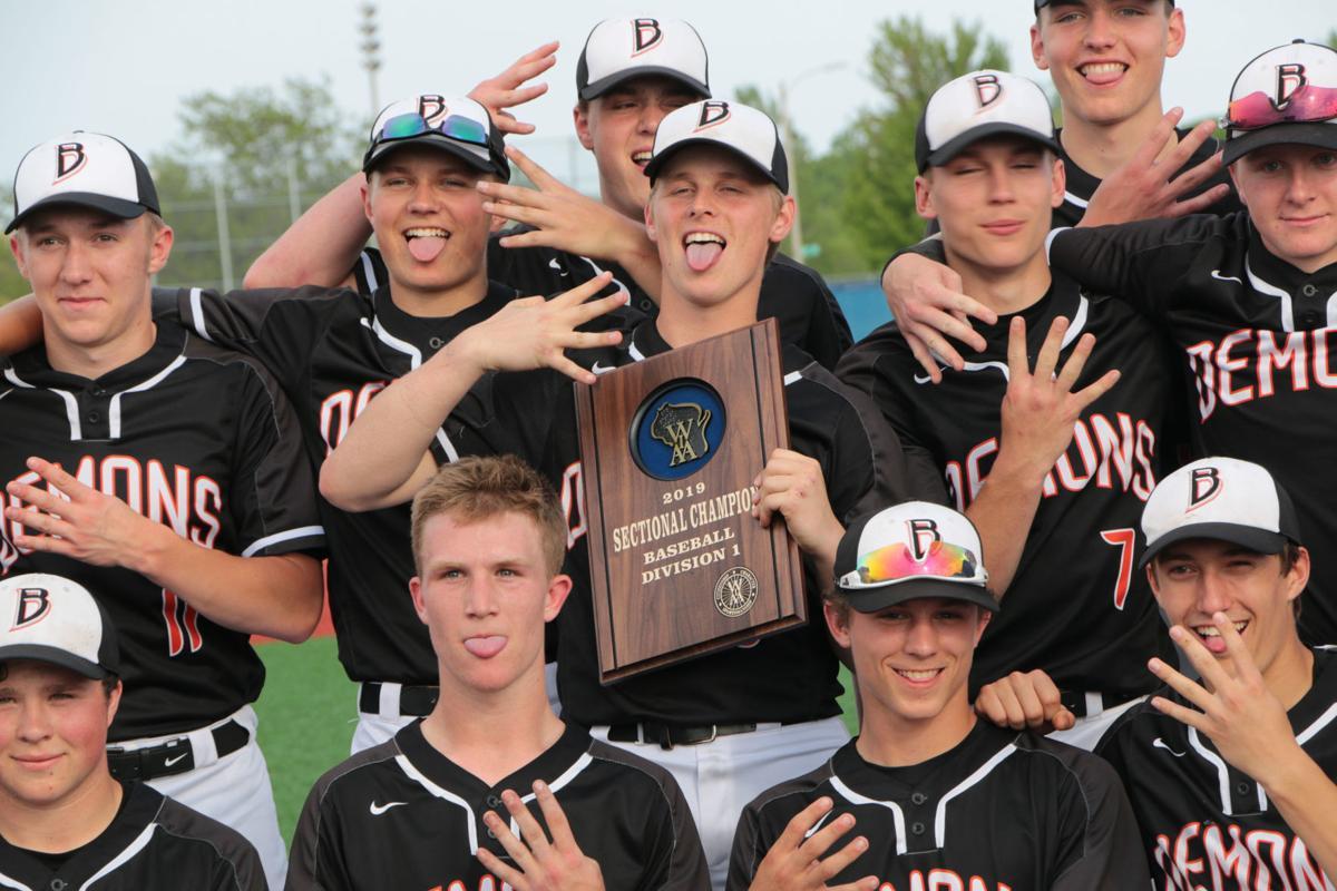 All-County baseball: Burlington, Union Grove dominate 2019 first