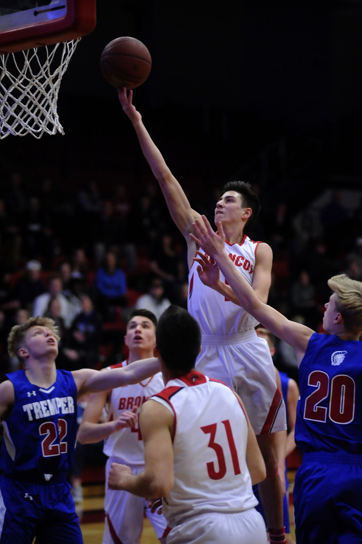 In Photos: Union Grove edged by Tremper