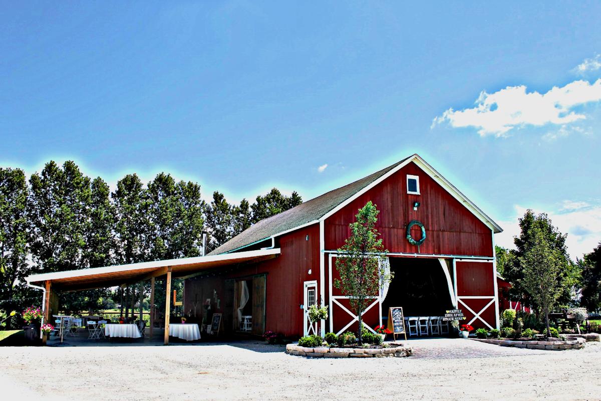 The Rustic Barn at Prairie Gardens