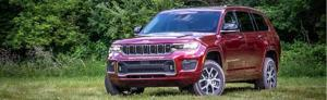 2021 Jeep Grand Cherokee L First Drive Review: An American Original Goes Long.