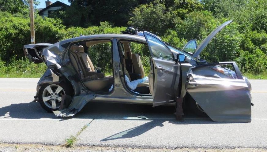 Vanderventer crash