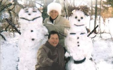 'Snow People album cover