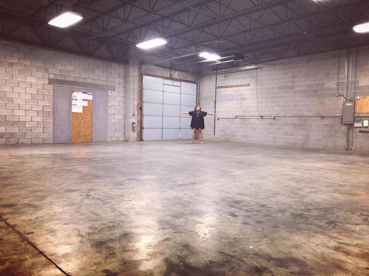 Sweatshop Movement's new dedicated studio space