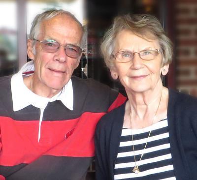 Mr. and Mrs. Lloyd Tremmel