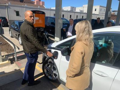 Mandela Barnes at MG&E