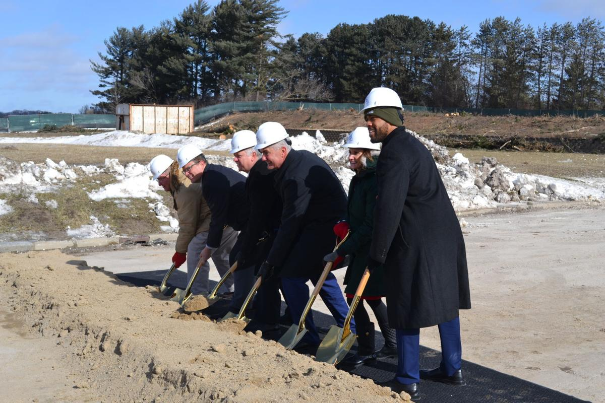 Ascension Racine Medical Center groundbreaking