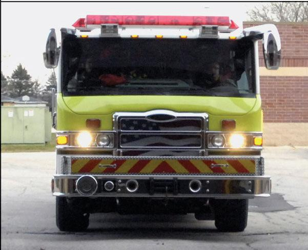 South Shore Fire Department news