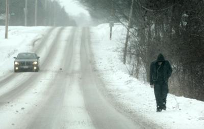 Into the deep freeze -- As Arctic air blows in, officials