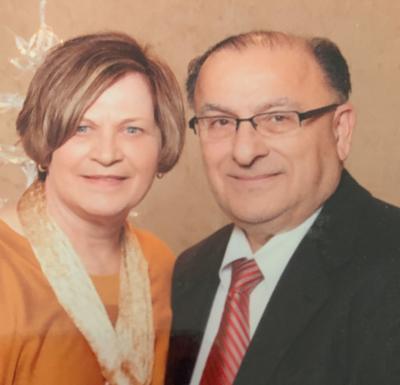 Mr. and Mrs. Joseph Jardina