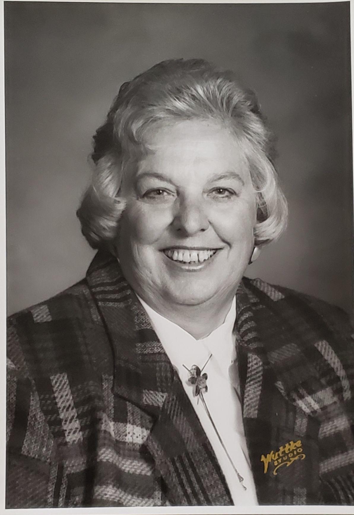 Beatrice Dale headshot as mayor
