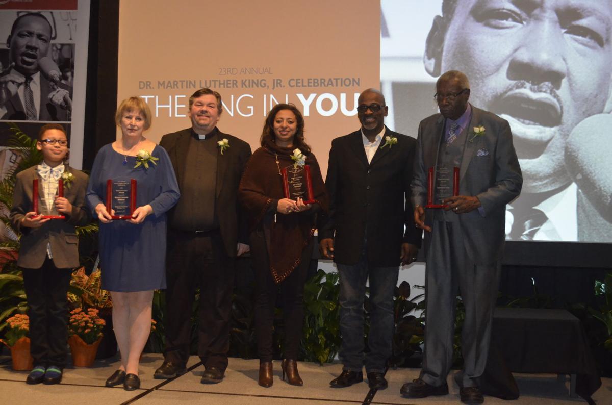 Humanitarian Award winners