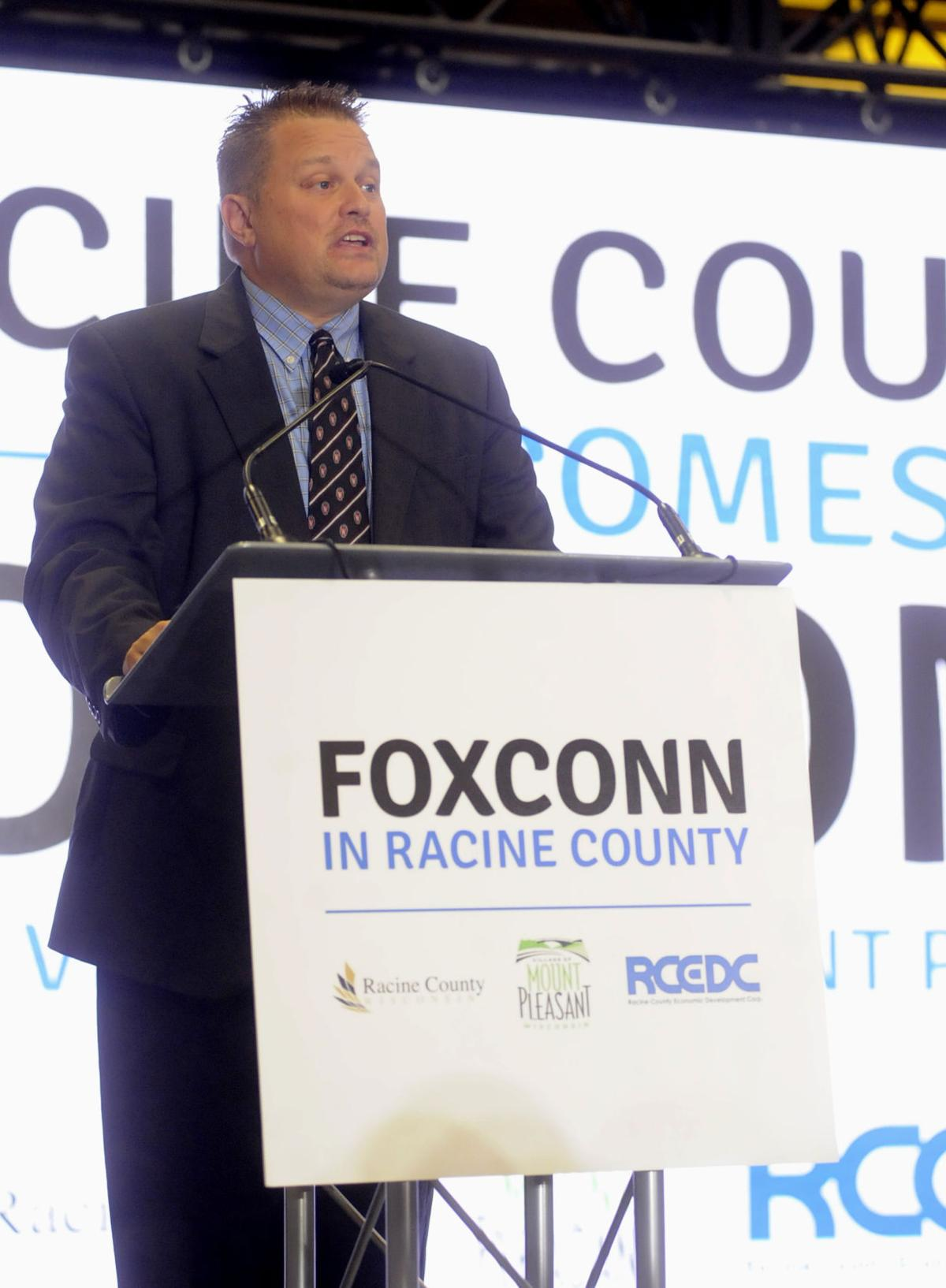Foxconn Mount Pleasant