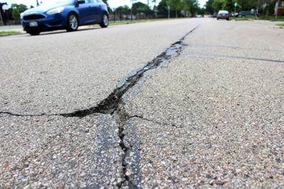 In the cracks: Maintenance falling behind on Racine's roads