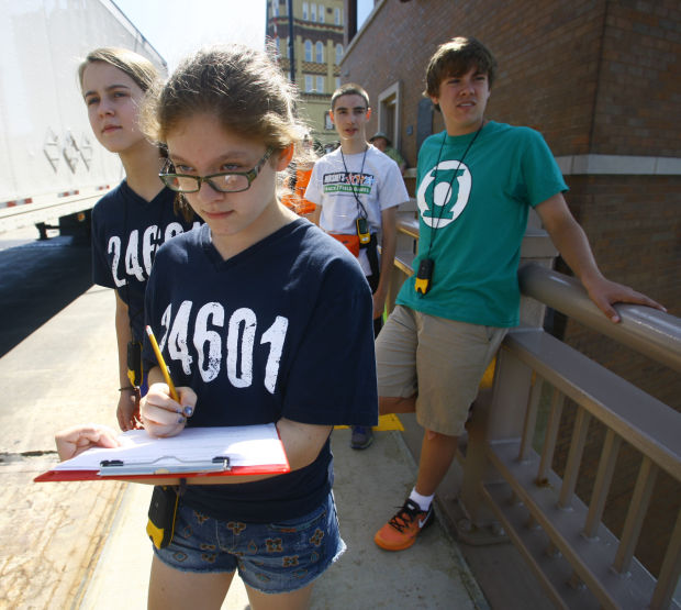 'Amazing Race'-style learning in Downtown Racine