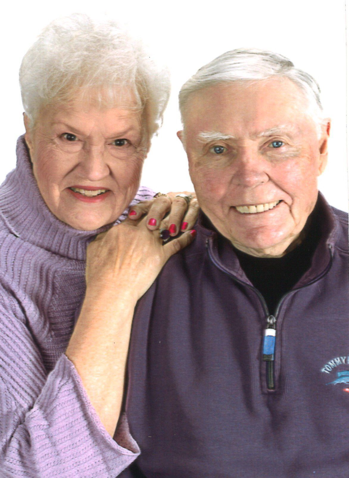 Mr. and Mrs. Dwaine Zamecnik