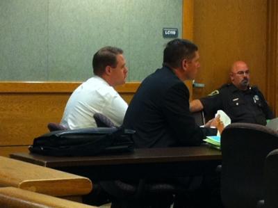 Jodin Froeber in court