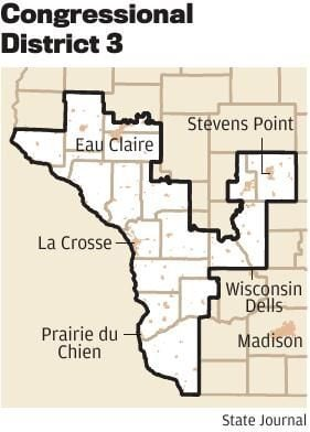Wisconsin's 3rd congressional district