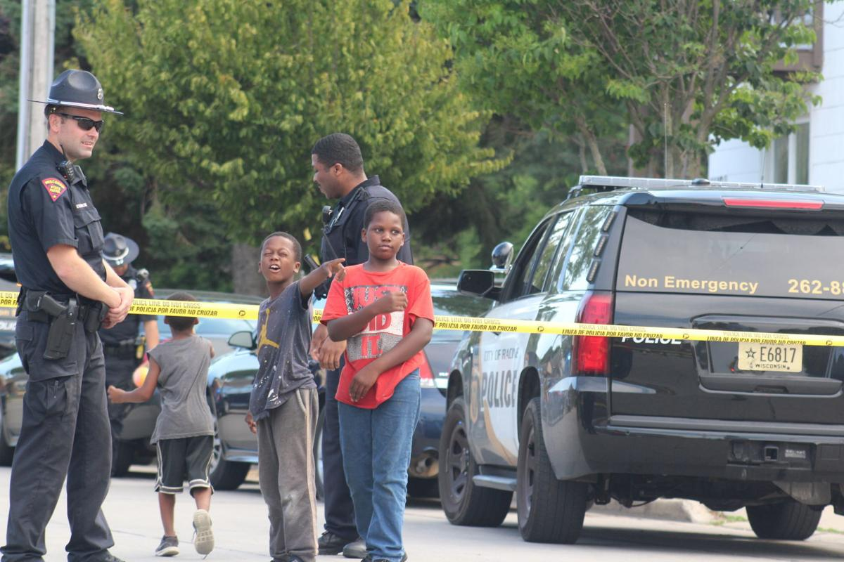 Center Street shooting, Aug. 13